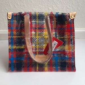 Dooney and Bourke Chatham Medium Tote Multicolor